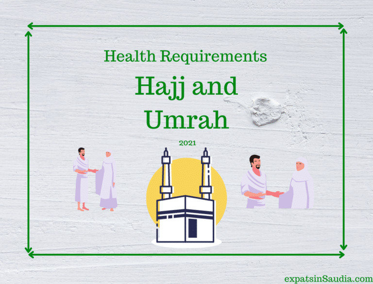 Hajj and Umrah in 2021