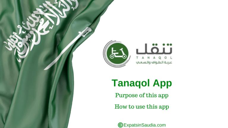 Tanaqol App