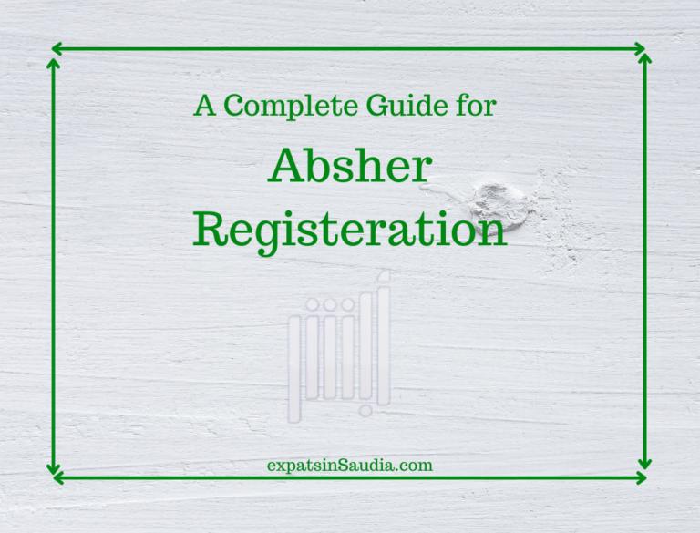 Absher Register