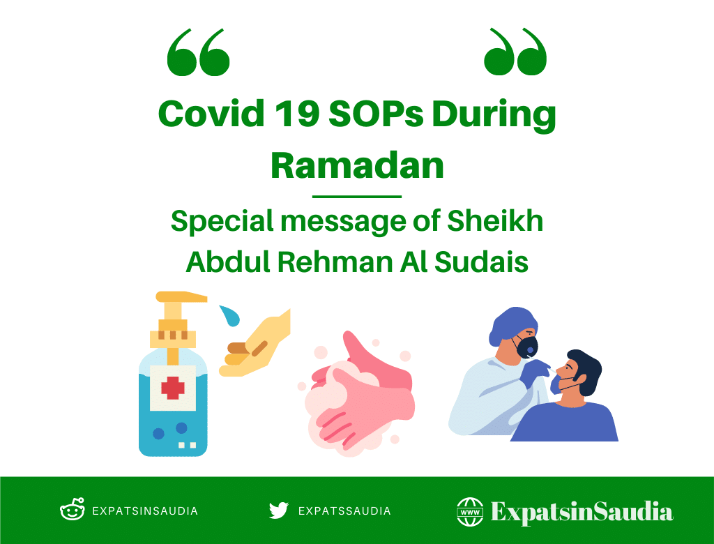 Covid 19 SOPs During Ramadan 2021