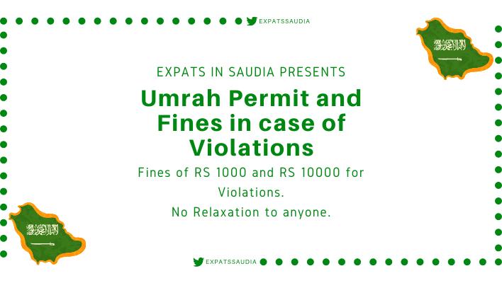 Umrah Permits