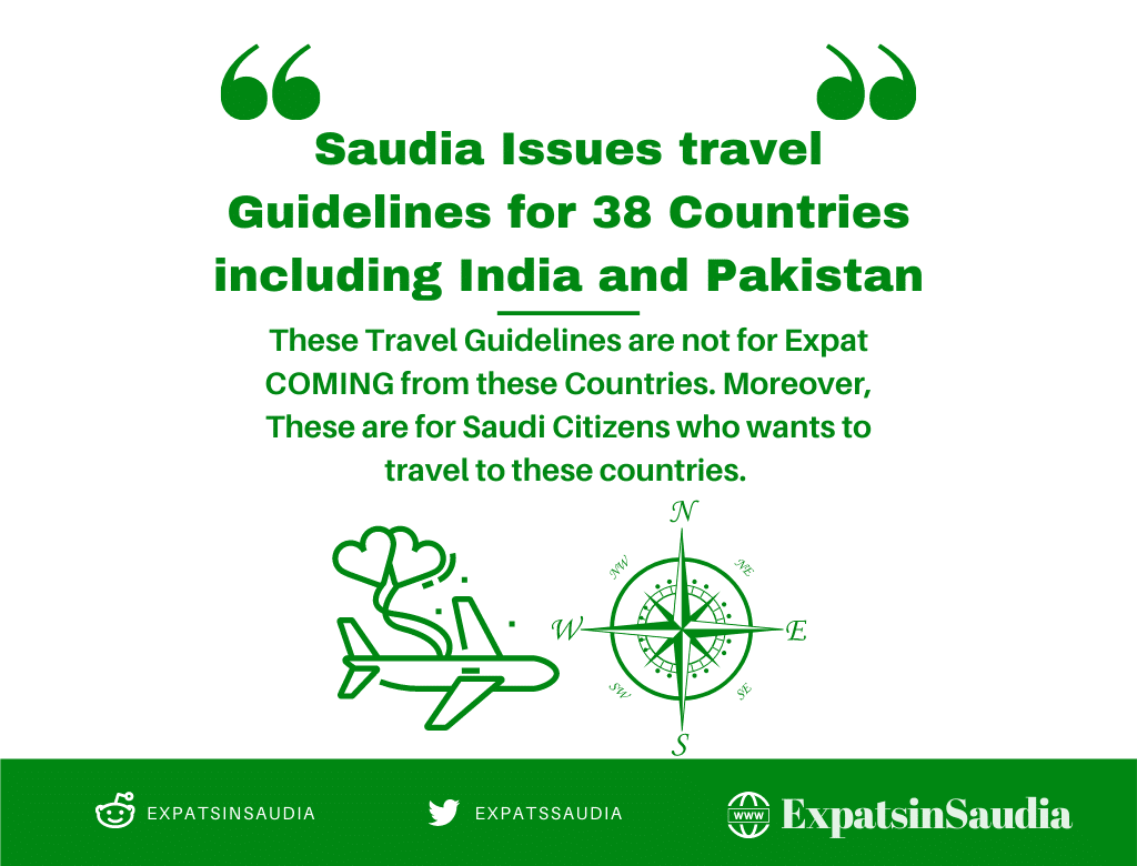 travel guidelines for India and Pakistan