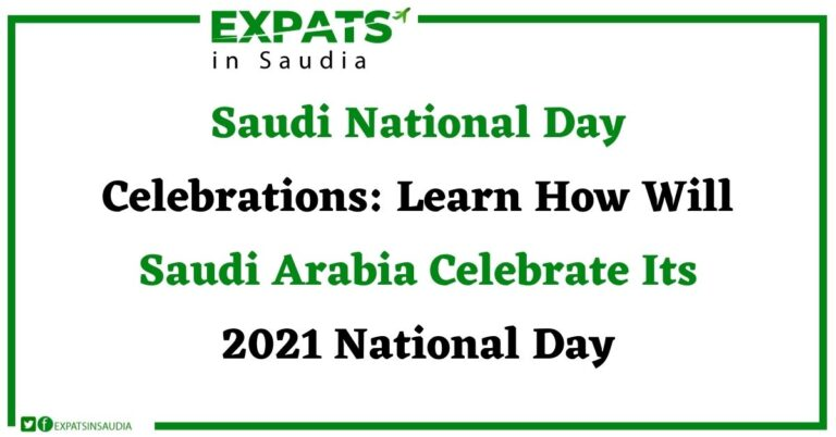 Saudi National Day Celebrations: Learn How Will Saudi Arabia Celebrate Its 2021 National Day