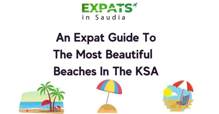 An Expat Guide To The Most Beautiful  Beaches In The KSA