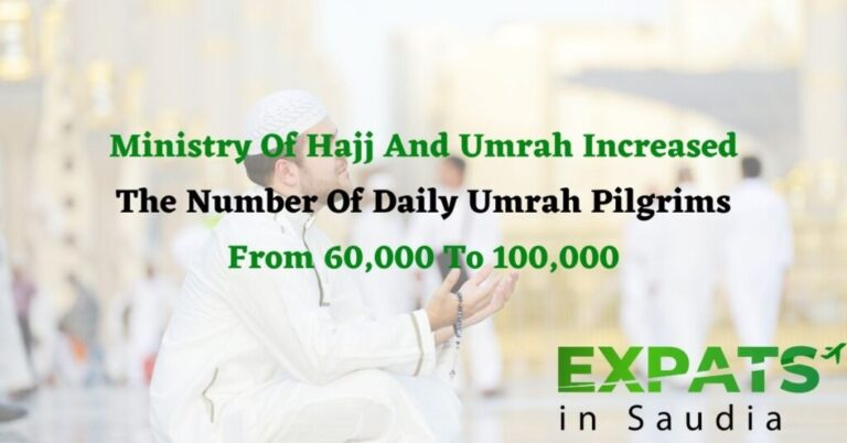 Ministry Of Hajj And Umrah Increased The Number Of Daily Umrah Pilgrims From 60,000 To 100,000