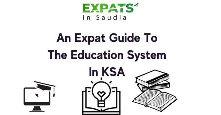 An Expat Guide To The Education System In KSA